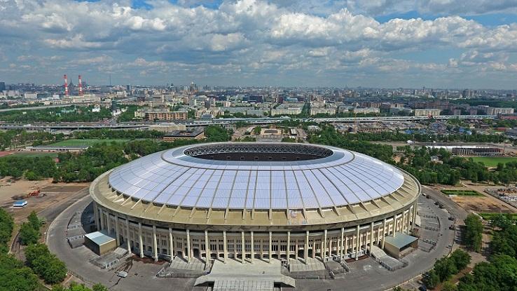 Luzhniki Stadium, Stadion Piala Dunia 2018