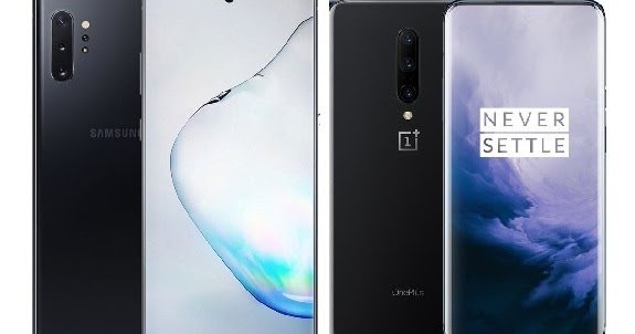 Samsung Galaxy Note 10 Vs OnePlus 7 Pro Specs Comparison