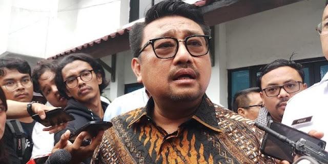 Syahganda Divonis 10 Bulan Penjara, Rachland: Satu Menit Pun Tidak Pantas!