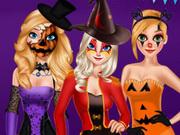 لعبة بنات هالوين جديدة