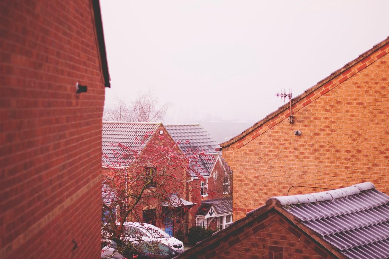 December, Belper, Derbyshire, Frost, Lifestyle Bloggers, Katie Writes,