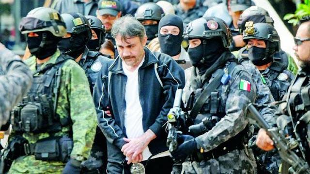 Este es el lugar donde se han escondido los capos mas poderos de México