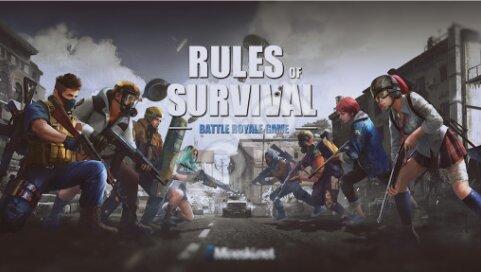تنزيل لعبة rules of survival جميع الاصدارات 2021