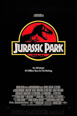 Sinopsis film Jurassic Park (1993)