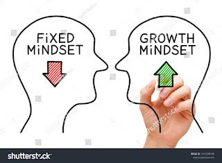 fixed-mindset-vs-growth-mindset-success-concept
