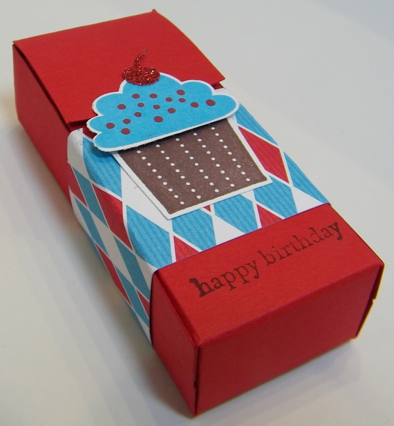 Stampin' Fun With Diana: Birthday Candy Treat