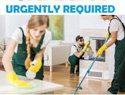 Cleaners Male and Female Recruitment in Construction Company Abu Dhabi, UAE