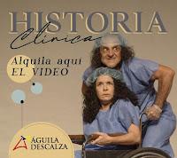 HISTORIA CLÍNICA por ÁGUILA DESCALZA