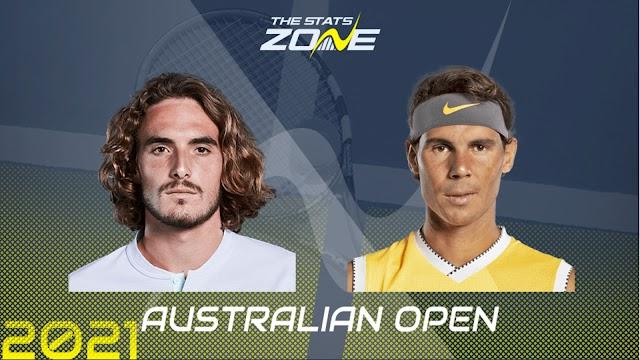 Εκπληκτική νίκη του Τσιτσιπά απέναντι στον Ναδάλ – Προκρίθηκε στα ημιτελικά του Australian Open