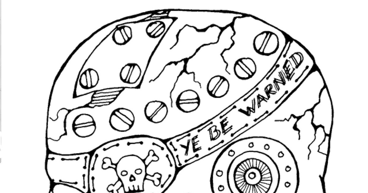 Let It Shine: No Tricks. Just a Treat: Free Coloring Page