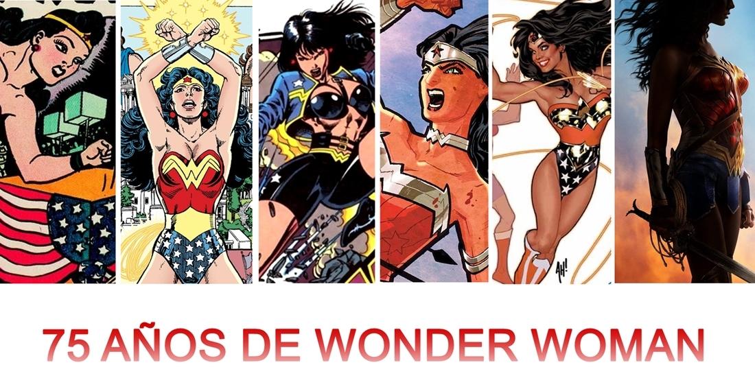 31c2ddd7be3e WONDER WOMAN: Origen, mejores cómics, villanos y evolución en 75 ...