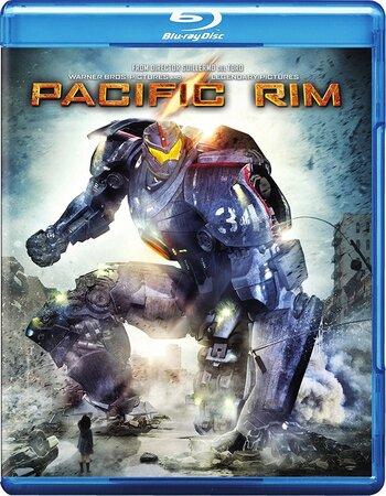 Pacific Rim (2013) Dual Audio Hindi 720p BluRay x264 1.1GB ESubs Movie Download