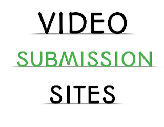 Top 70 High PR Dofollow Free Video Submission sites list 2019-2020