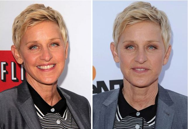 Ellen DeGeneres talks about how she was sexually abused by her stepfater as a teenager