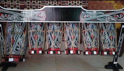 Sekilas Info Menarik Gorga Batak, Motif Kebanggaan Suku Batak