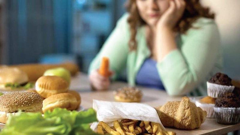 Pandemi stresi fazla kiloya dönüşmesin