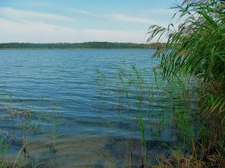 Регіональний ландшафтний парк «Клебан-Бик». Водосховище