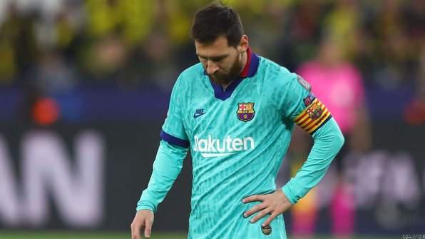 Highlight: Ter Stegen Heroics Help Barca Hold Dortmund