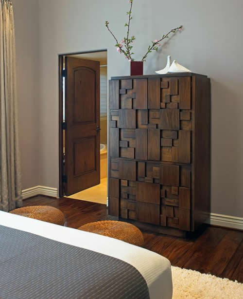 Ideas de dise o de armarios para un dormitorio moderno - Diseno de armarios online ...