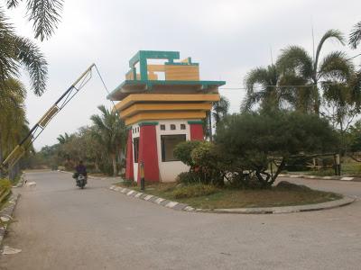 Perumahan Semi Cluster Bersubsidi Di Cikarang Cibarusah
