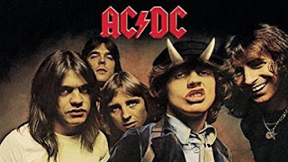 AC/DC Back in black the true story of Bon Scott