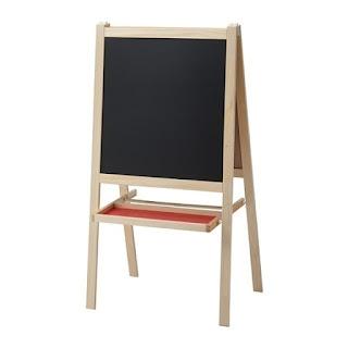 IKEA - MÅLA Papan Lukis