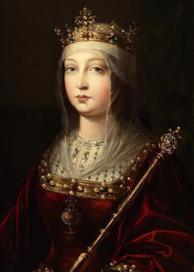 Ratu Isabel dari Kerajaan Spanyol
