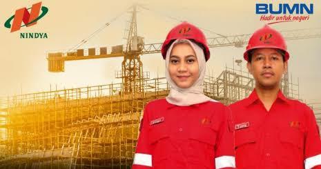 Rekrutmen Karyawan BUMN PT Nindya Karya (Persero) Tahun 2019 | Posisi: Teknik Sipil, HSE Officer
