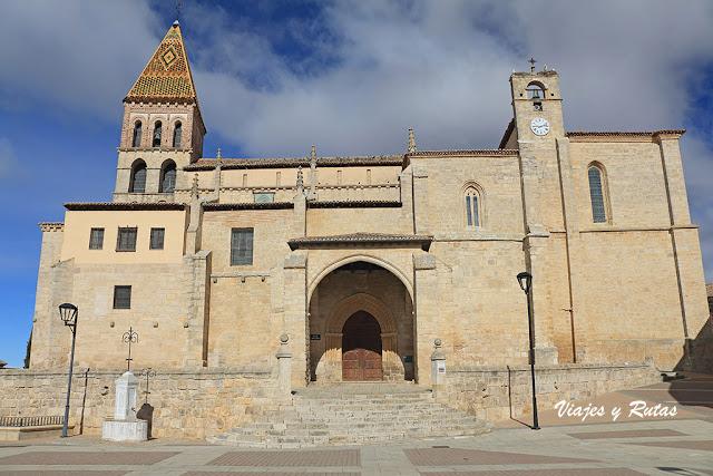 Iglesia de santa Eulalia de Mérida de Paredes de Nava