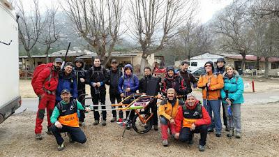 IMAGEN: grupo de participantes en el curso