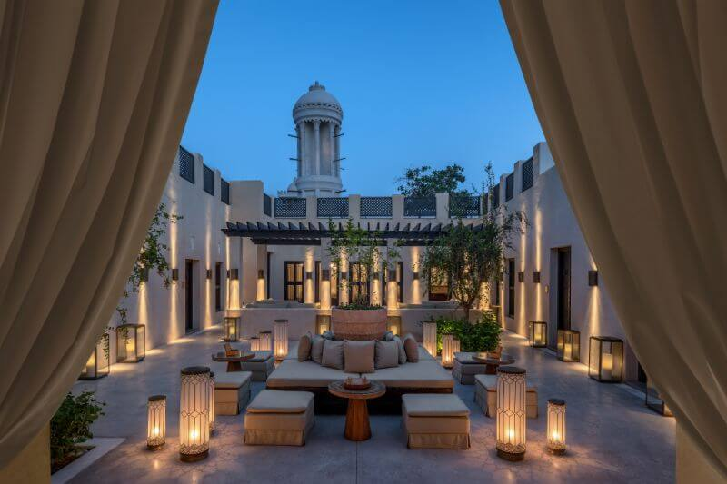 Chedis Muscat, Al Bait and Andermatt shine in Middle East & Europe
