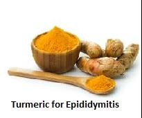 Turmeric for Epididymitis
