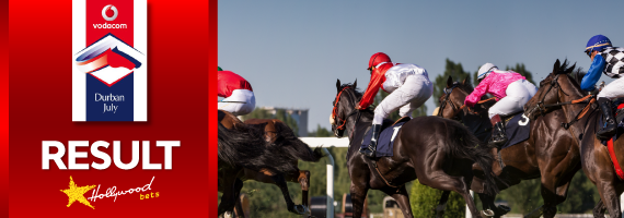 Vodacom Durban July Result - Horse Racing