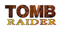 Tomb Raider logo 1996