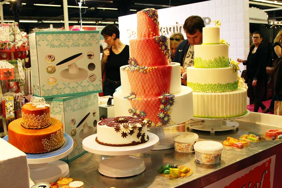 stand au salon sugar paris