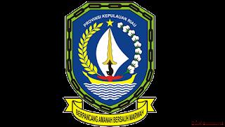 lambang logo provinsi kepulauan riau png transparan - kanalmu