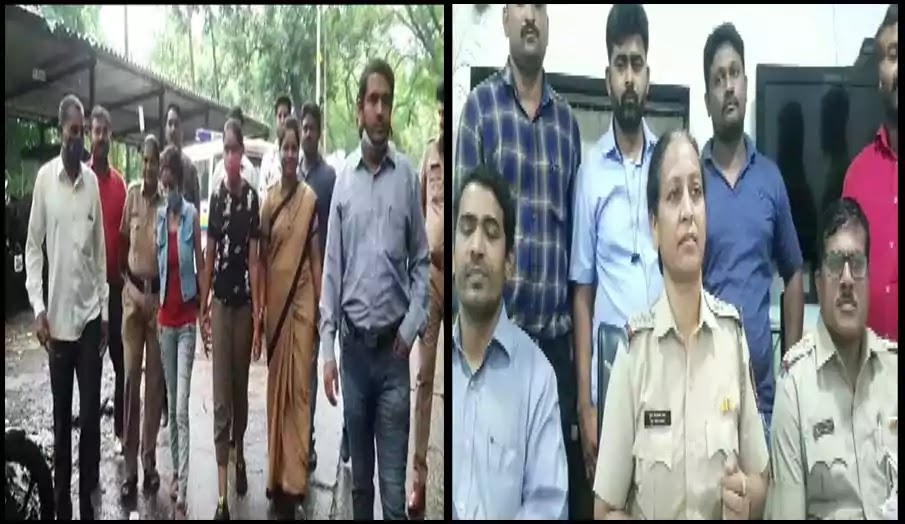 Savdhaan India and Crime Patrol Actresses Arrested
