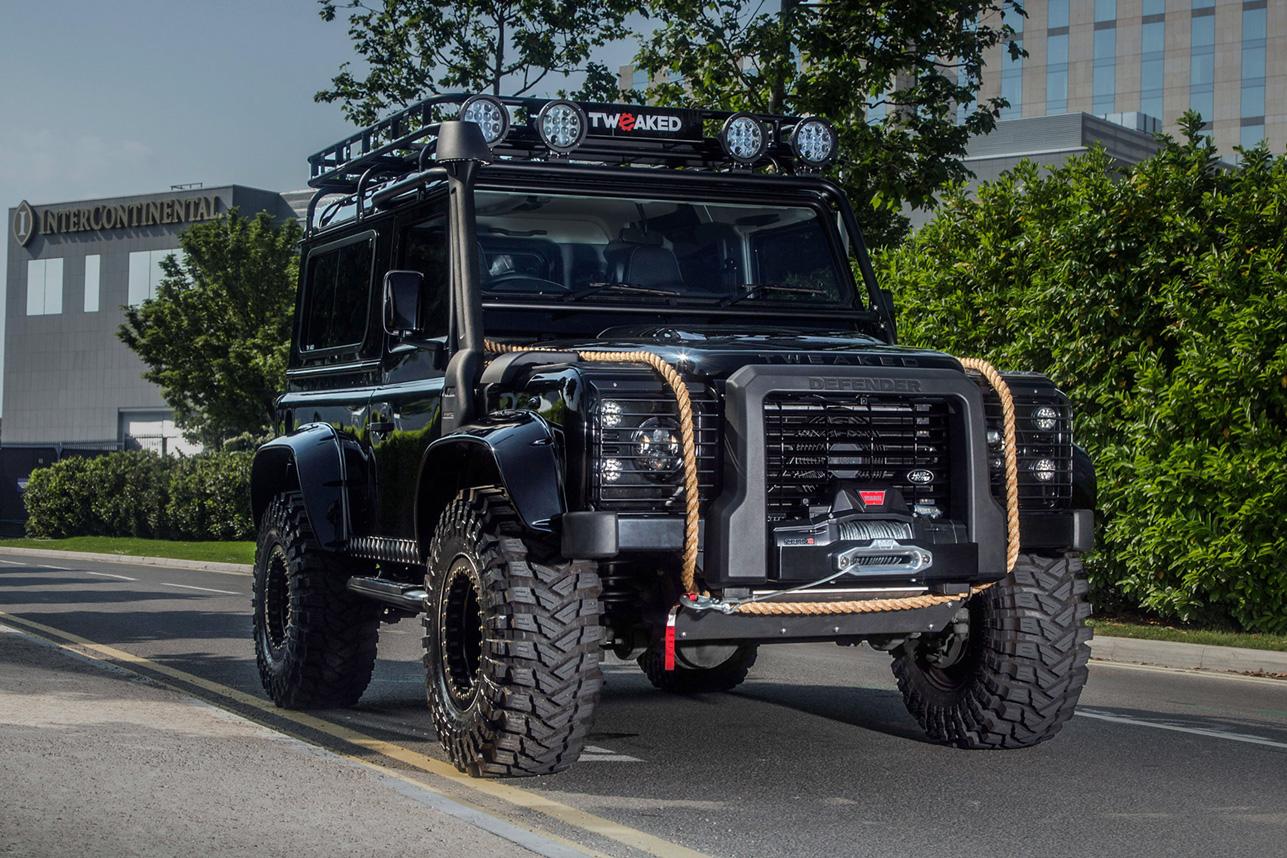 Land Rover Defender 90 Spectre Edition Teknolsun