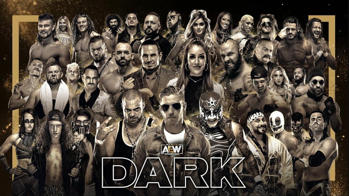 Cobertura: AEW Dark (06/07/2021) – Marco de sangue!