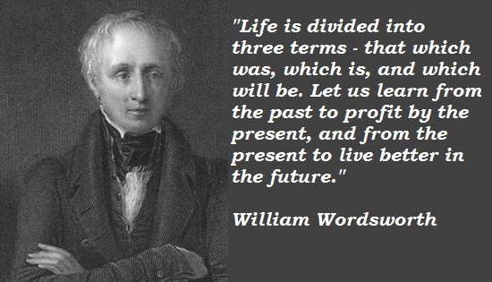 Love in the works of william wordsworth