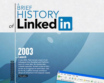 10 anni di storia di LinkedIn, buon compleanno LinkedIn!