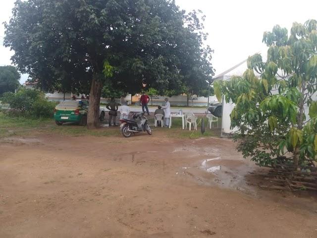 Francinópolis: Secretaria de Saúde realiza testes swab em motoristas que passam por barreira sanitária
