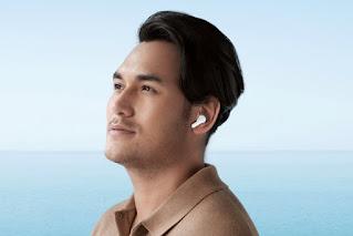 Brand Ambassador OPPO Enco X Arifin Putra. (ANTARA/HO/OPPO Indonesia)