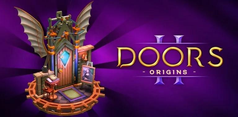 Doors: Originsحل الأبواب: ألغاز الأصول الخارقة ، واكشف الأسرار في التاريخ.