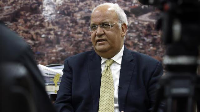 Palestina suspende coordinación con CIA de EEUU por Cisjordania