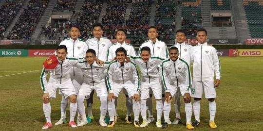 Tampil Heroik, sepuluh pemain Indonesia tahan imbang Vietnam