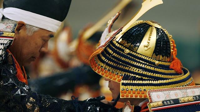 """Antiguo manuscrito revela los secretos de las habilidades """"sobrenaturales"""" de los samuráis"""