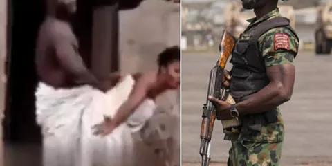 Magun: Man stuck with soldier's wife after encountering charm