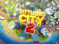 Little Big City 2 Mod v9.1.4 Apk Unlimited Money dan Diamonds Terbaru