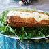 Pan de carne argentino con mayonesa de atún y anchoas
